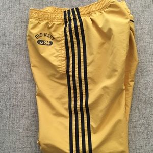 Old Navy windbreaker active pants (Size 18 boys)